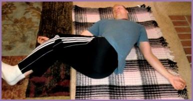 svaroopa yoga poses