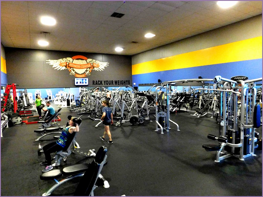 spokane fitness center valley
