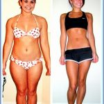 4  Weight Loss before and after Women Legs