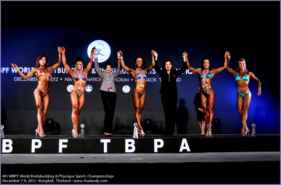 2012 world bodybuilding physique sports championships 8