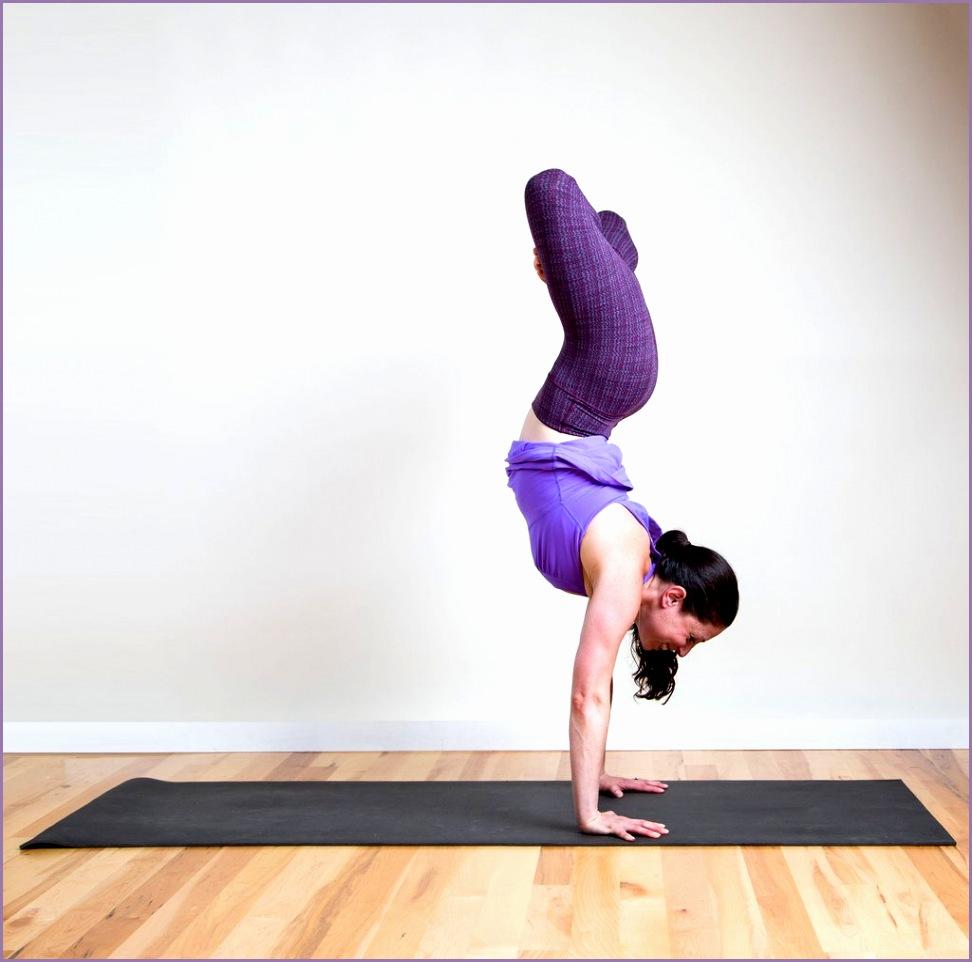 Handstand Lotus