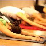 4  Yoga Class