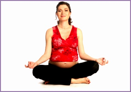 health benefits of yoga practice for pregnant women