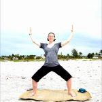 5 Yoga Goddess Pose