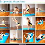 4  Yoga Poses for Hips