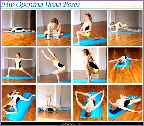 yoga poses to widen hips