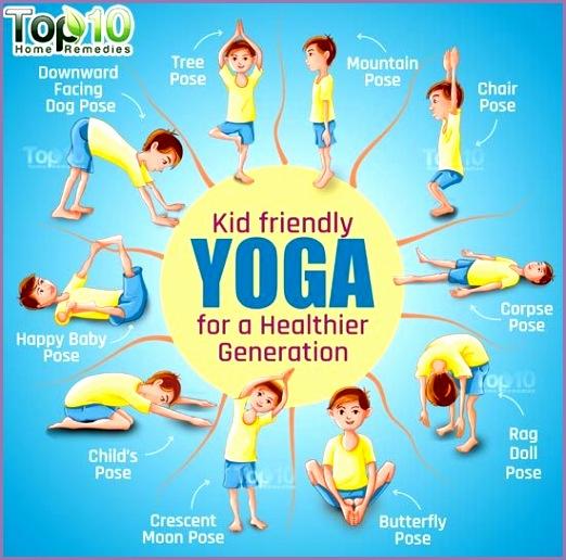 kid friendly yoga for a healthier generation