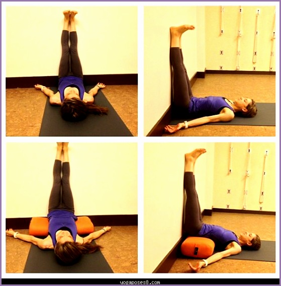best yoga poses to relieve stress