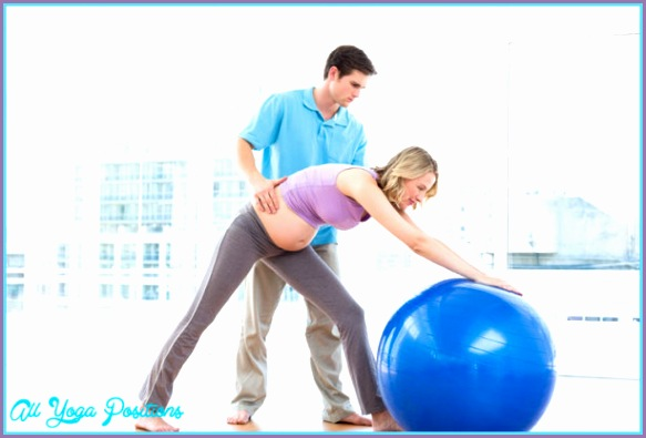 pregnancy exercises to induce labor