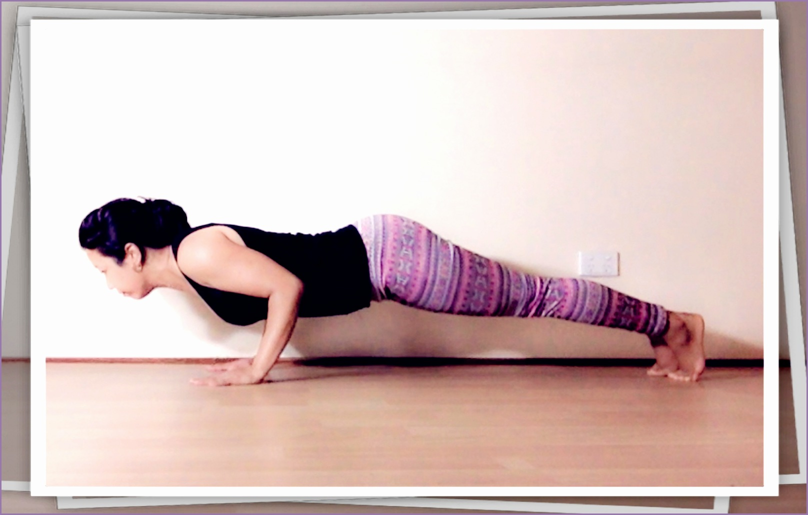 yogasana down and low atozchallenge