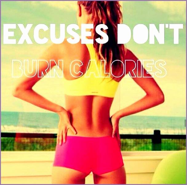 Miranda Kerr Workout Motivational Quotes
