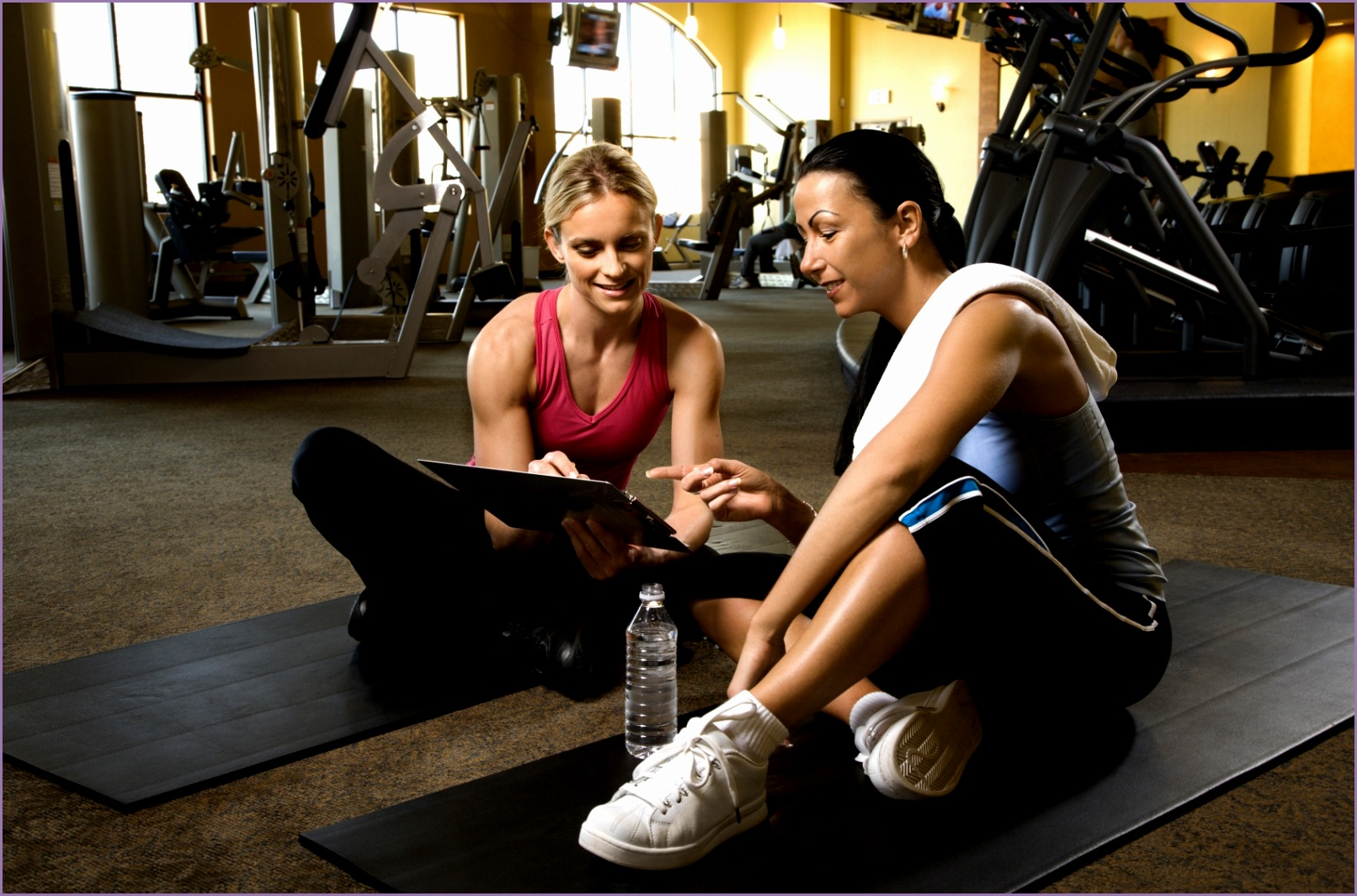 4 ways to thank your personal trainer coach