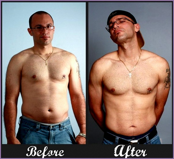insanity work out before and after pictures