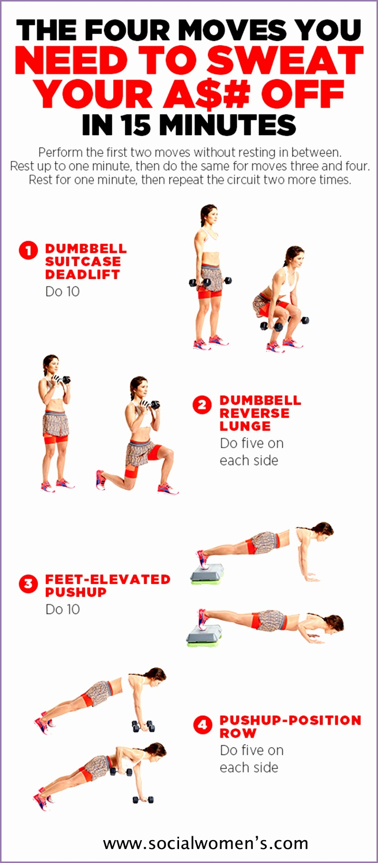amazing 15 minutes workout gives strength make you slim