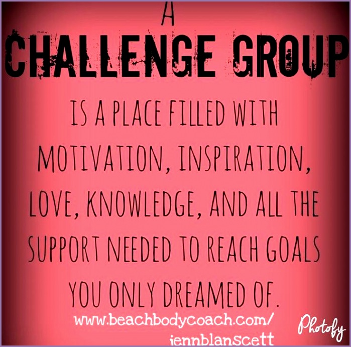 challenge group