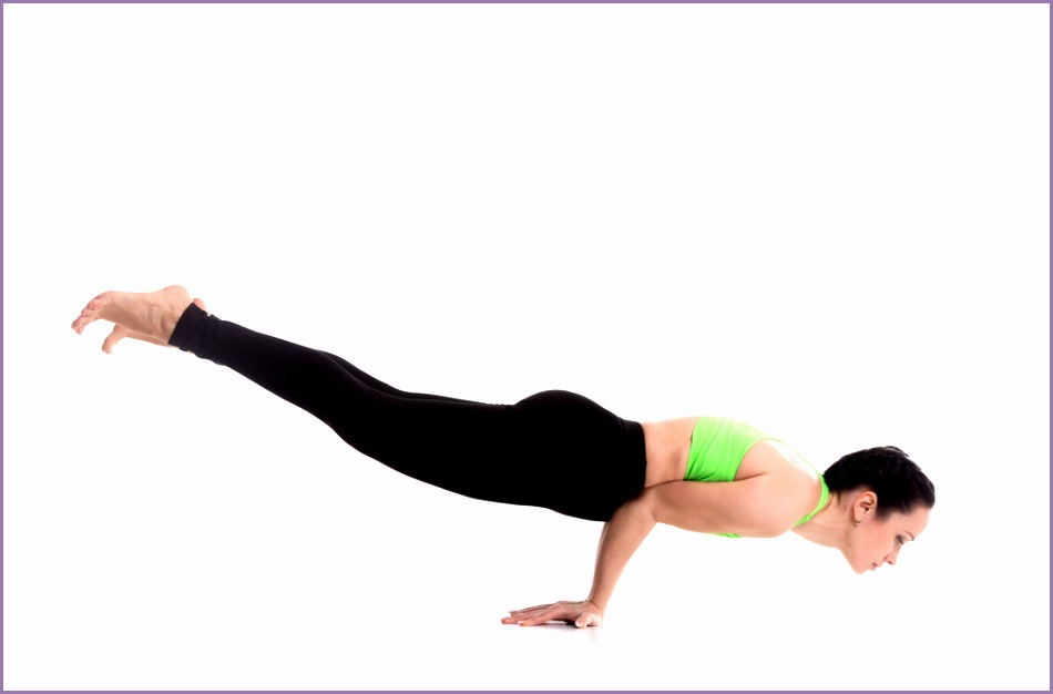five powerful poses for handstands