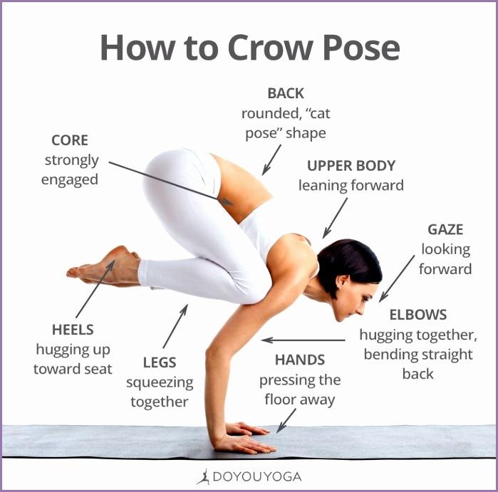 crow pose