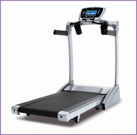 Vision Fitness T9250 Folding Treadmill
