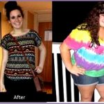 5 Weight Loss before and after Stomach Teens