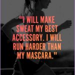 7 Women Fitness Quote