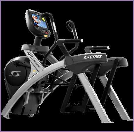 cross trainers 770a total body arc trainer