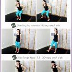 8 at Home Leg Workouts
