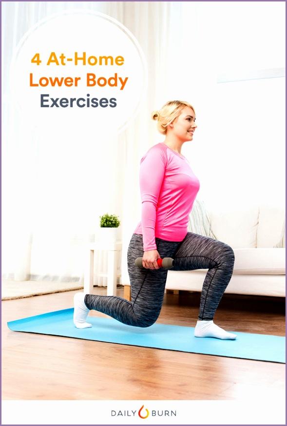 lower body exercises tv