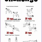 8 Chest Workout with Dumbbells