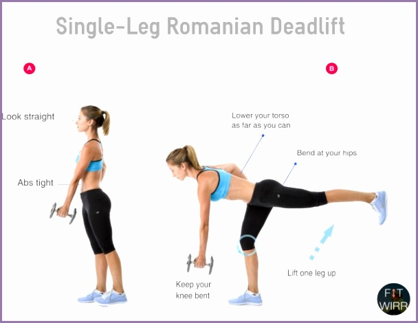3 reasons why you should do the single leg romanian deadlift