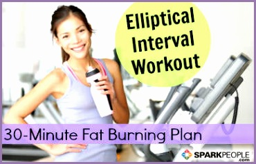 blog post=30minute interval workout for the elliptical