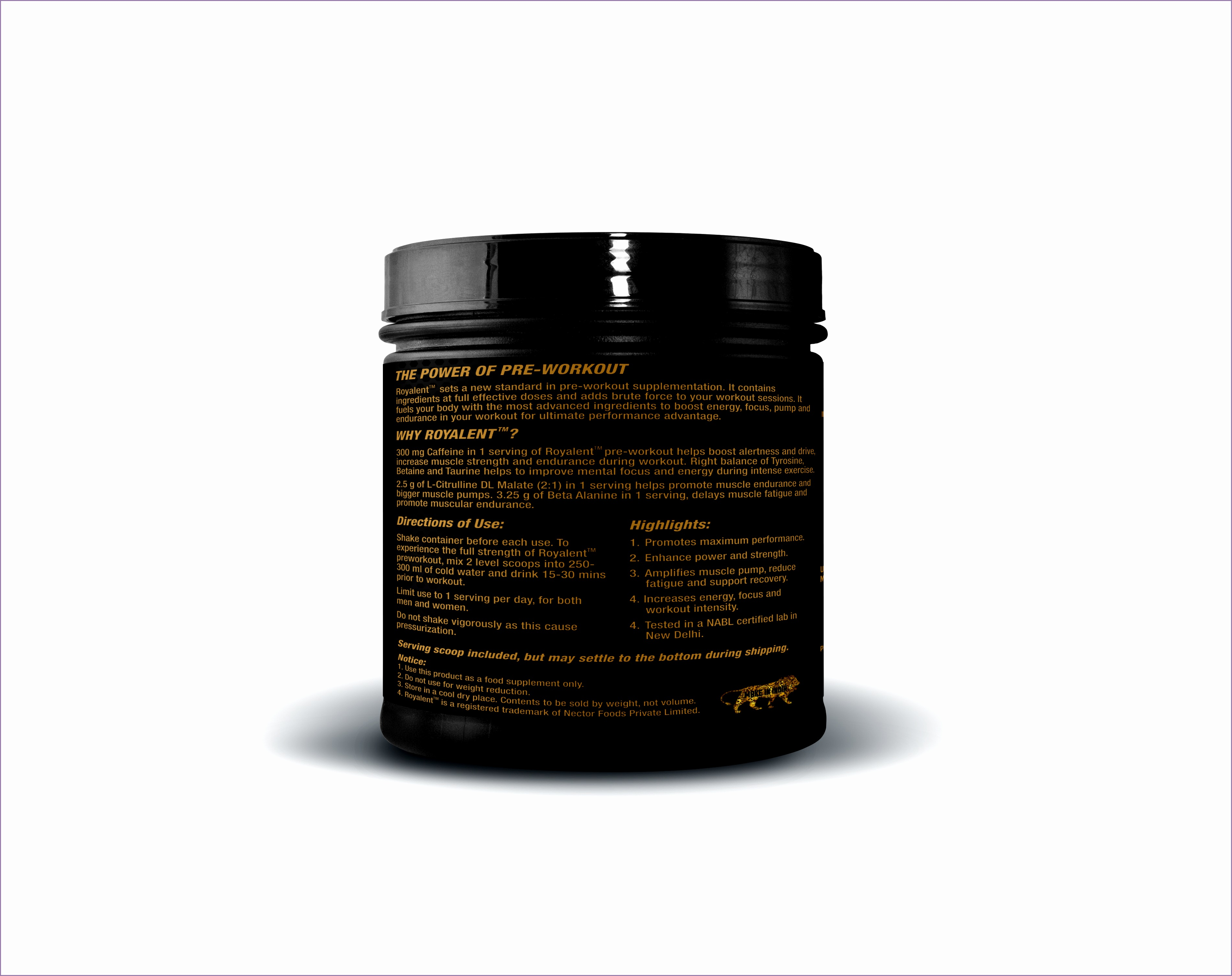 what pre workout does to your body