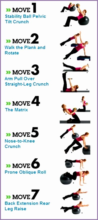 lower ab workouts for women