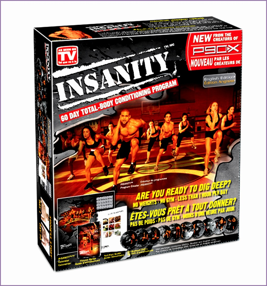 insanity workout videos free