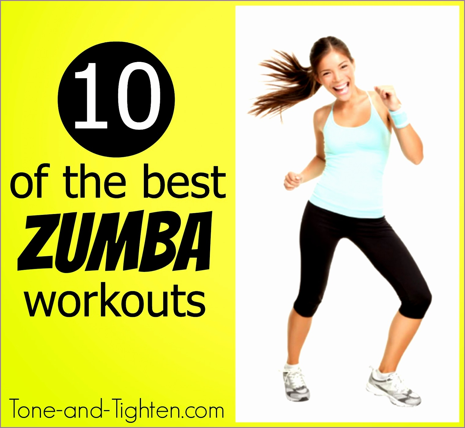 10 of the best free zumba full length video workouts plus instructional video