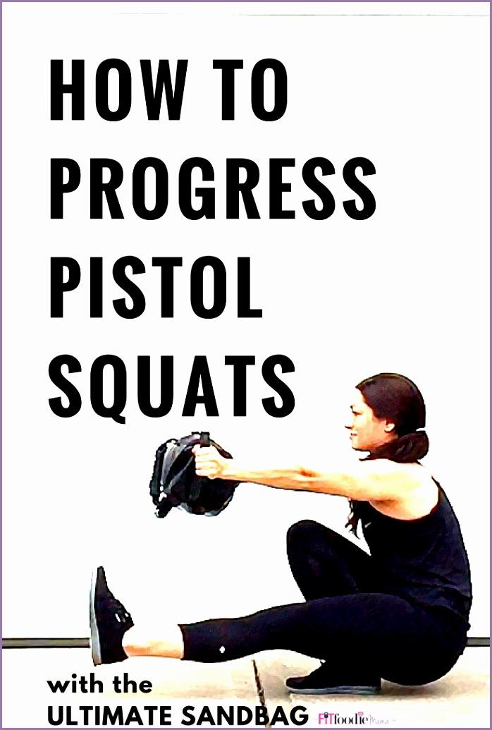 how to progress your pistol squat