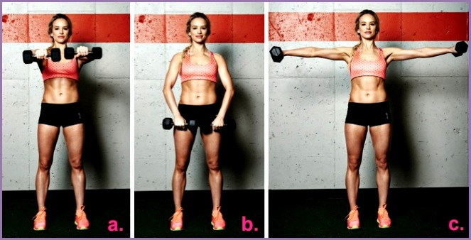 6 exercises strengthen upper body