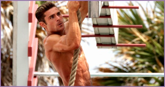 zac efron ready baywatch