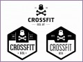 8 Crossfit Gym Logo
