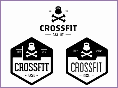 fitness and personal trainer logos