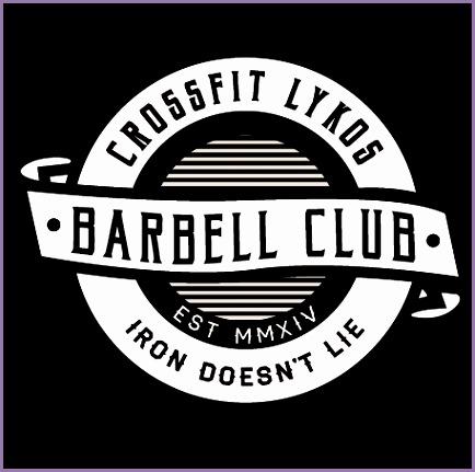 crossfit lykos barbell club