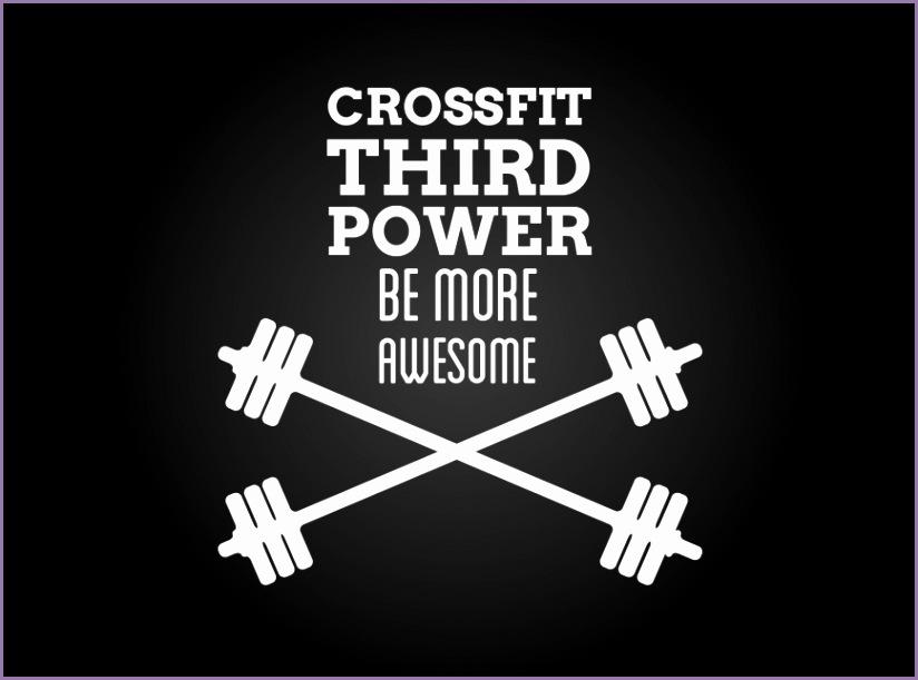 crossfit logo drafts