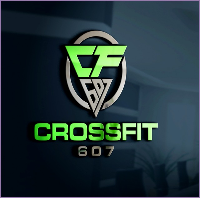 crossfit gym needs sharp exciting logo