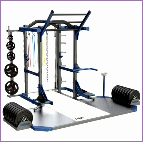 exigo elite power rack system