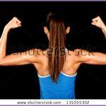 8 Female Fitness Back