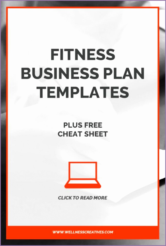gym business plan templates