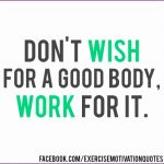 6 Fitspiration Quotes Tumblr