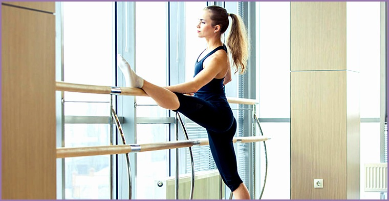 20 minute barre routine