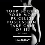 6 Health Fitness Quotes