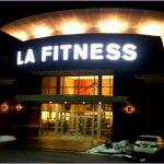 6 La Fitness Gym
