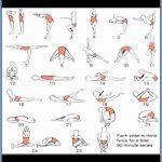 8 List Of Yoga Poses